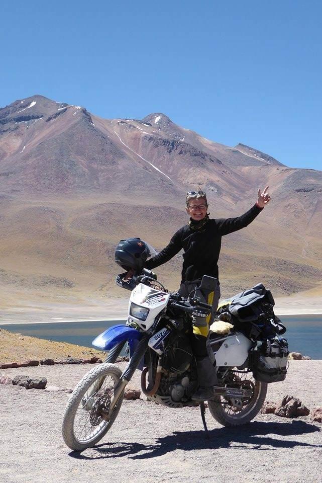 Suzuki Atacama Wüste
