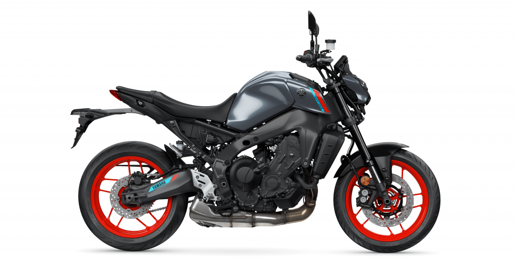 Yamaha MT09 Naked Bike