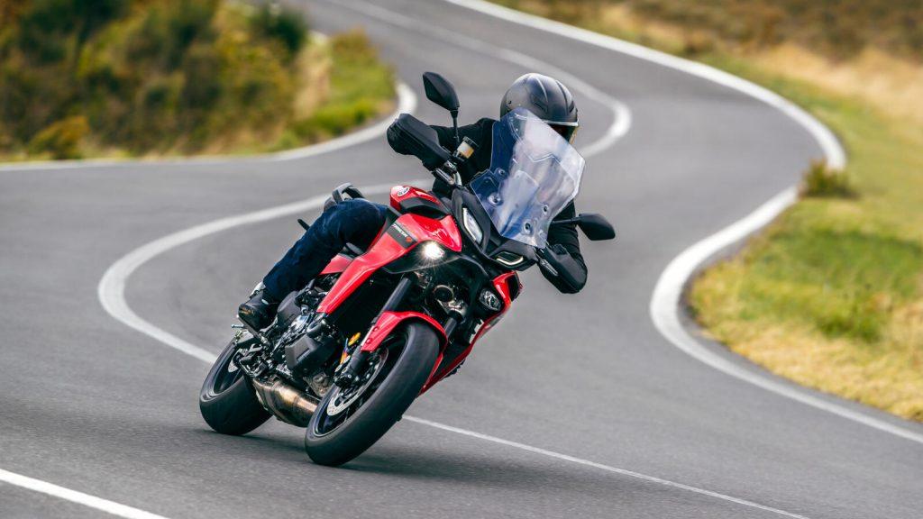 Yamaha 09 Tracer 2021