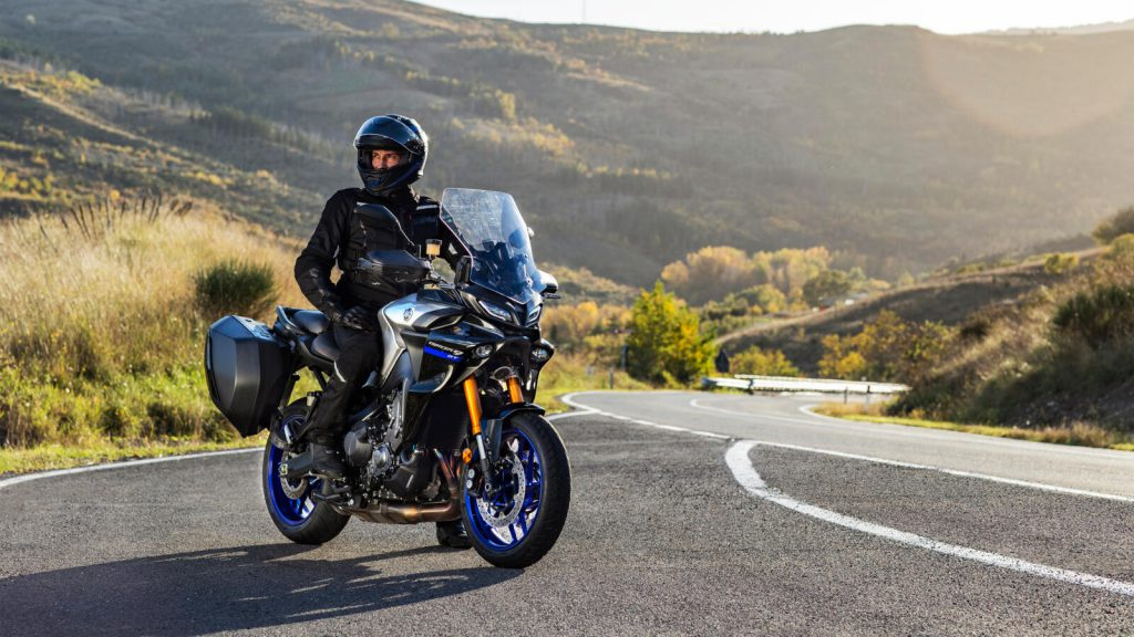 Yamaha Tracer 900 wird Tracer 9