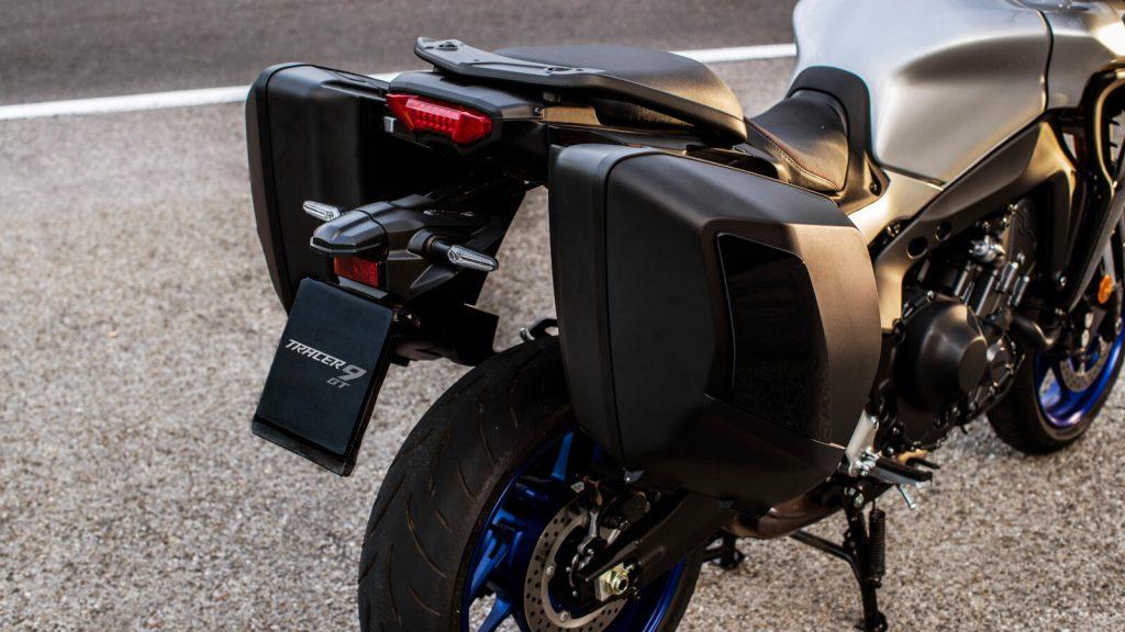 Yamaha Tracer 9 GT Seitenkoffer
