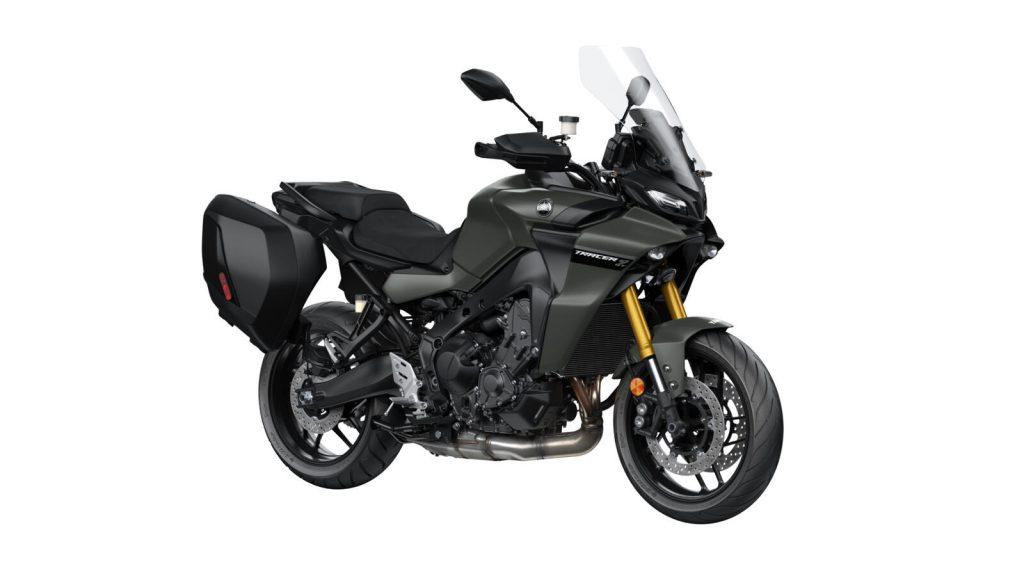 Yamaha Sport Touring Motorrad