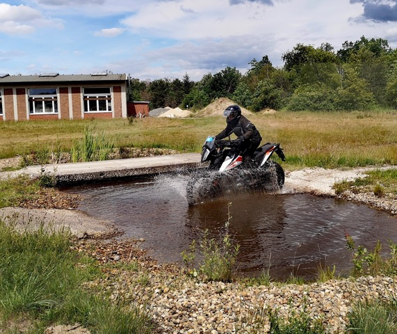 KTM Adventure Offroad Training Driving Area Wesendorf