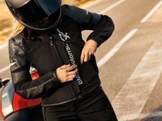 BMW Motorradbekleidung XRide Damenjacke