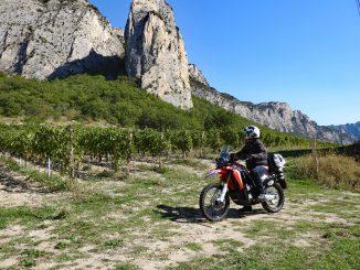 Kurvenreiche Routen, verträumte Landschaften und kulinarische Highlights. Auf Motorradtour Südfrankreich gibt es viel zu entdecken.