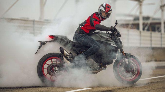 Ducati Monster neu ab 2021