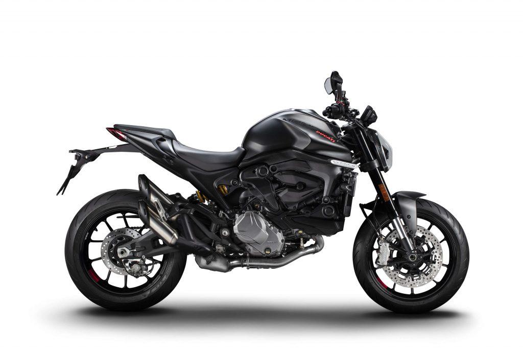 Ducati Monster Dark Stealth