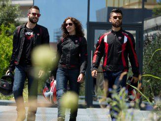 Ducati Motorradjacken für den Sommer