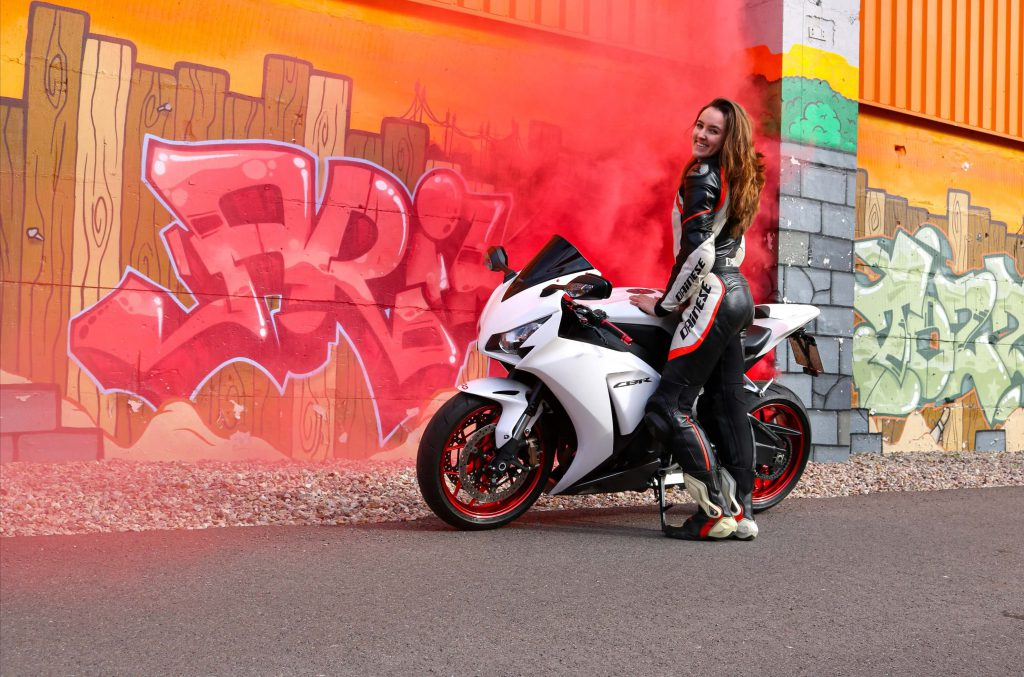 Honda CB-R1000RR Fireblade