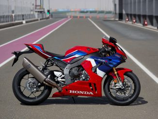 Honda Firebalde CBR1000RR-R für 2021