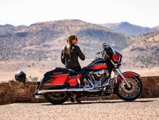 Harley Davidson CVO Street Glide 2021