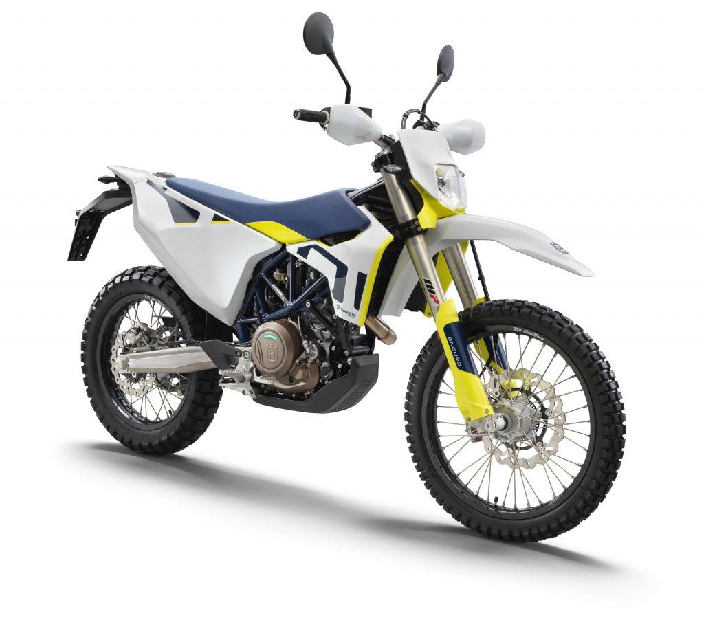 Husqvarna 701 Enduro für 2021