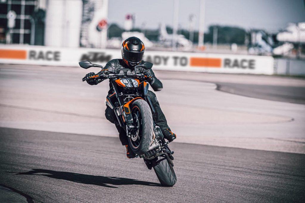 Wheele mit KTM The Scalpel