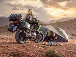 Kawasaki Versys 1000 SE und S