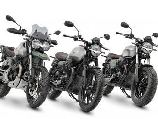 Moto Guzzi 100 Jahre Special Edition