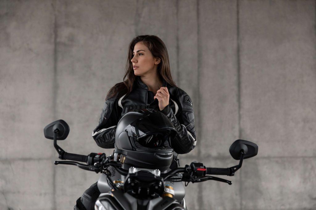 Triumph Speed Triple 1200 RS Motorrad für Frauen