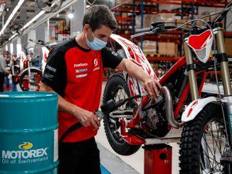 Motorex Motorenöl Trial Gear Oil