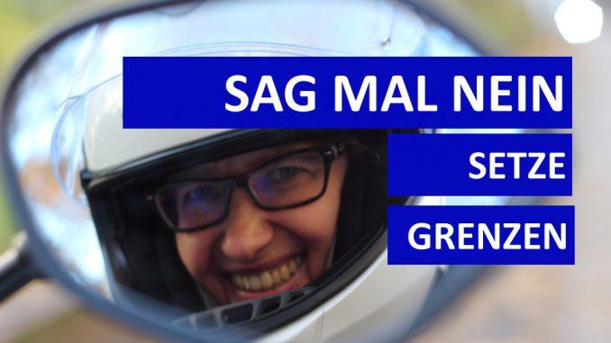 Sabines Motorradkolumne - Grenzen setzen