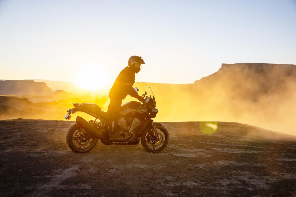 Harley Davidson Pan America 1250 für die große Off-Road-Freiheit