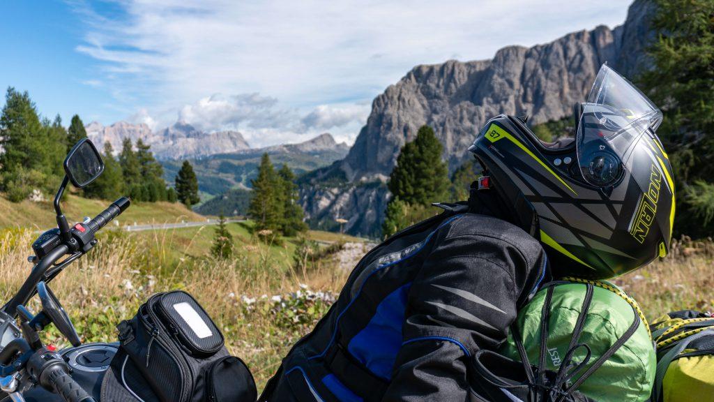 Norwegen Motorradtour und leichtes Gepäck