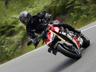 Motorradjacke Mugello Büse