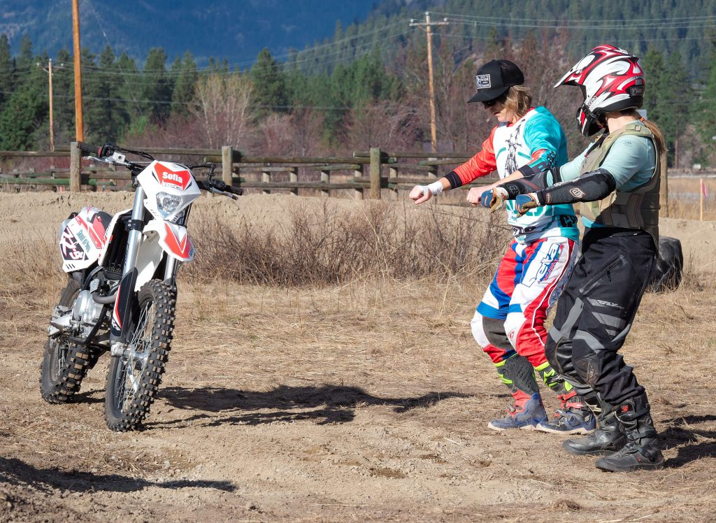 Donni Skool of Moto Off-Road-Instruktor