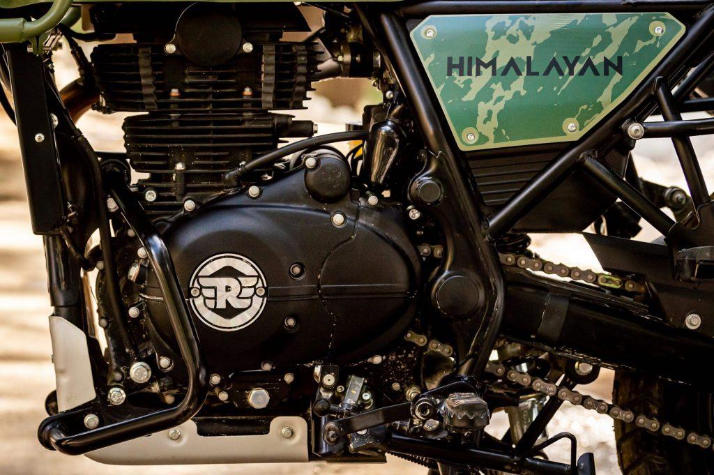 Der Einzylinder-Motor