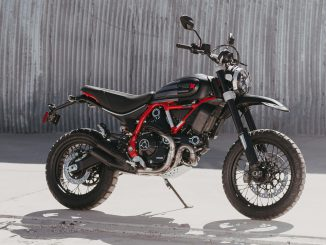 Scrambler Ducati FastHouse Limited Edition