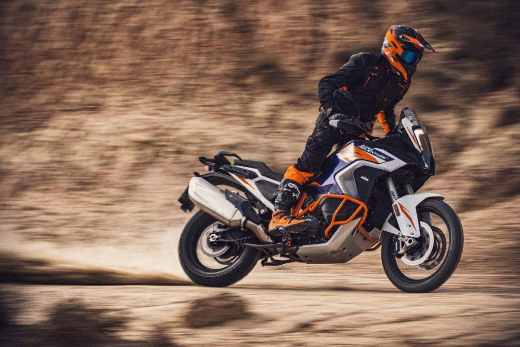 KTM 1290 Super Adventure R mit vielen Neuigkeiten in 2021