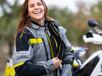 Motorradanzug Companero Rambler für Frauen von Touratech