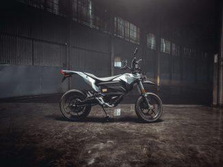 Zero FXS Elektromotorrad für Fahrschulen