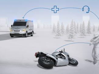 Bosch E-Call ist Bestandteil von Help Connect