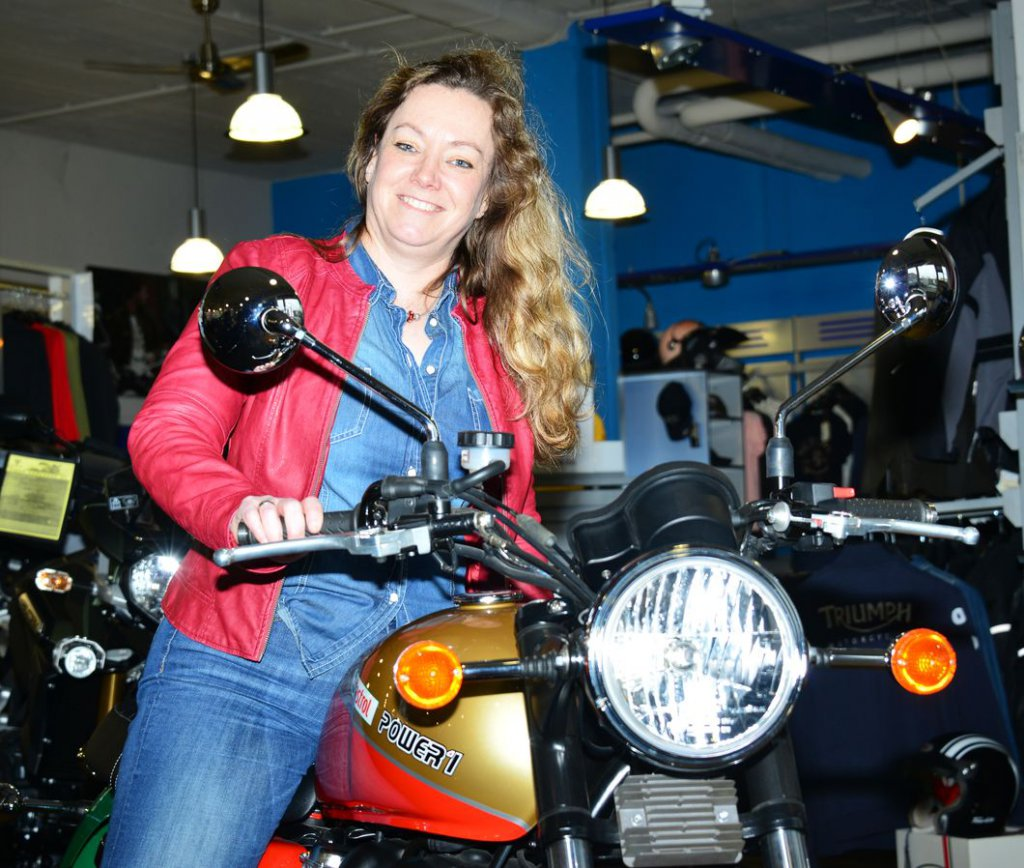 SHE is a RIDER - Messebesuch