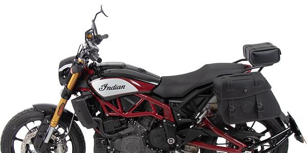 Hepco Becker Gepäcksystem für Indian FTR 1200