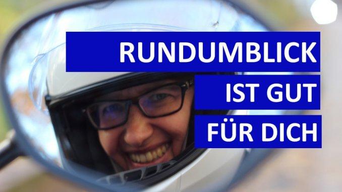 Sabines Motorradkolumne - Fokus vs Tunnelblick