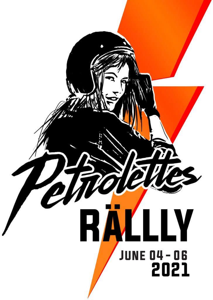Petrolettes Ralley 2021 vom 4 bis 6 Juni