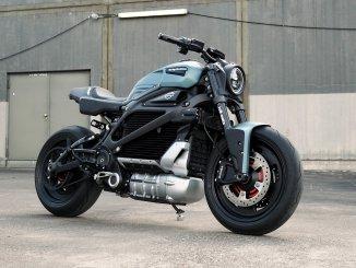LiveWire customized - Von JvB-moto für Harley Davidson und die Straße.