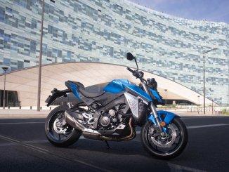 Suzuki GSX S950 für 2021