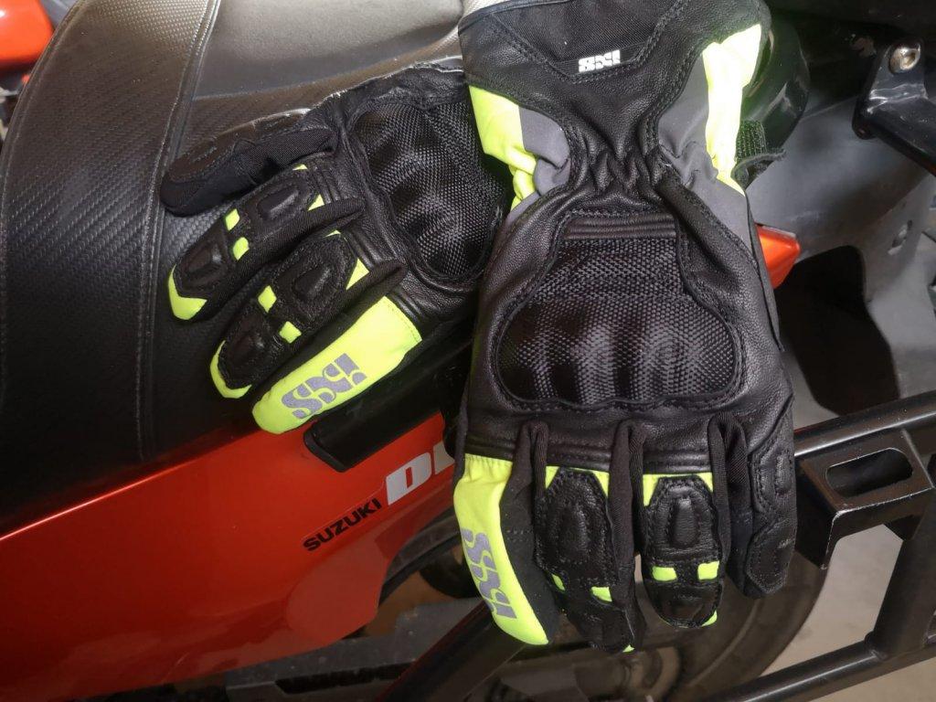 Motorrad Handschuhe Allwetter Glasgow von iXS