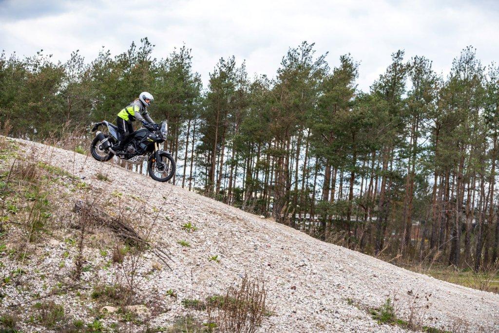 Off-Road Fahren mit der Yamaha Tenere