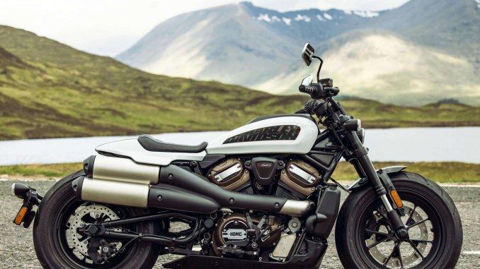 Harley Davidson Sportster S neu in 2021