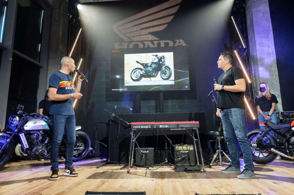 Honda Custom CMX 1100 Rebel Showcase Präsentation