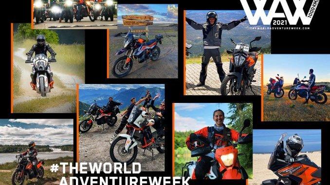World Adventure Week powered by KTM und Riser