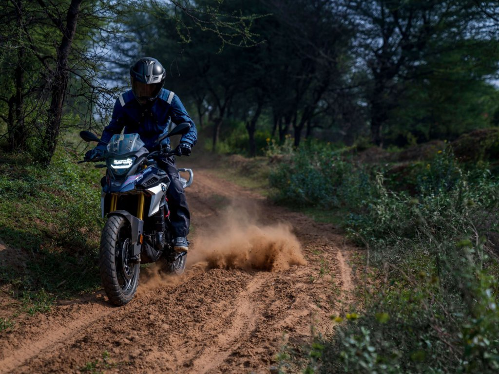 BMW G 310 GS Off-ROad