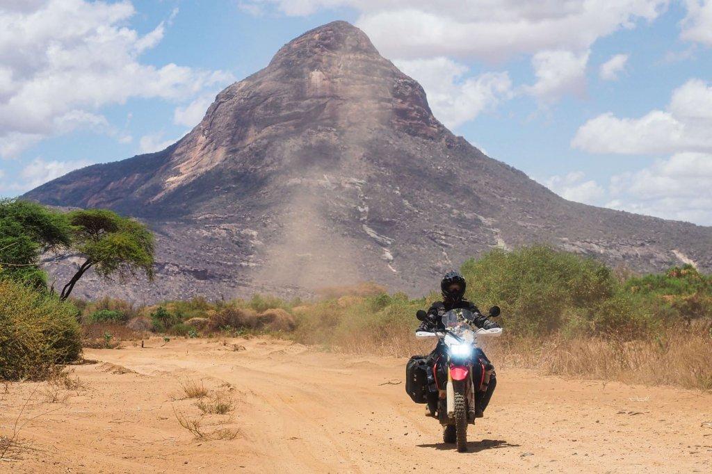 Turkana Region in Kenia mit dem Motorrad entdecken