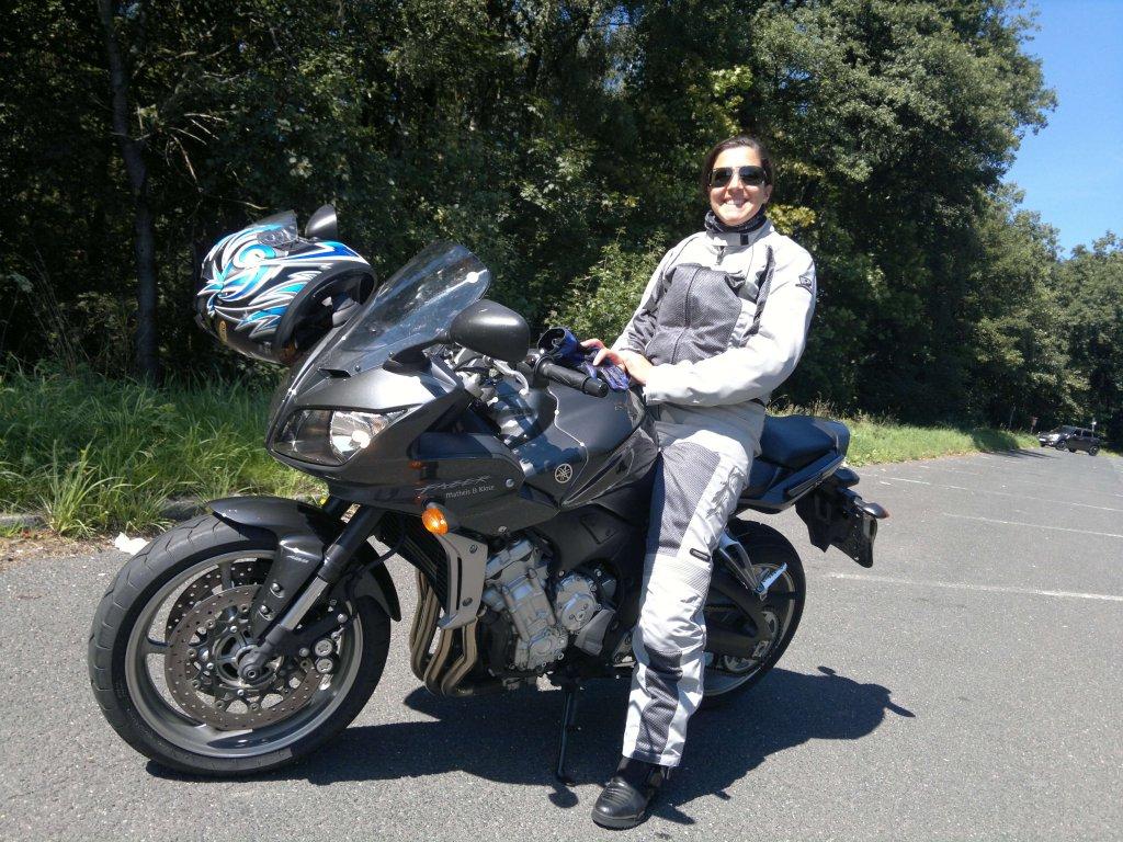 Yamaha und Alpenpässe