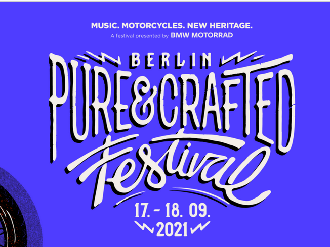 Pure and Crafted 2021 zurück in Berlin