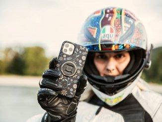 SP-Connect Handyhalterung für dein Motorrad