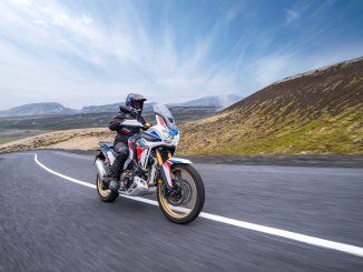 Africa Twin Adventure Sports von Honda für 2022