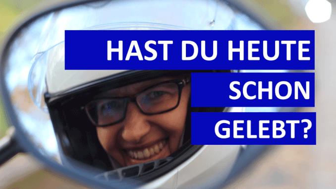 Sabines Motorrad-Kolumne auf SHE is a RIDER